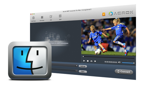 Free MXF Player-Play MXF video format on Mac and Windows